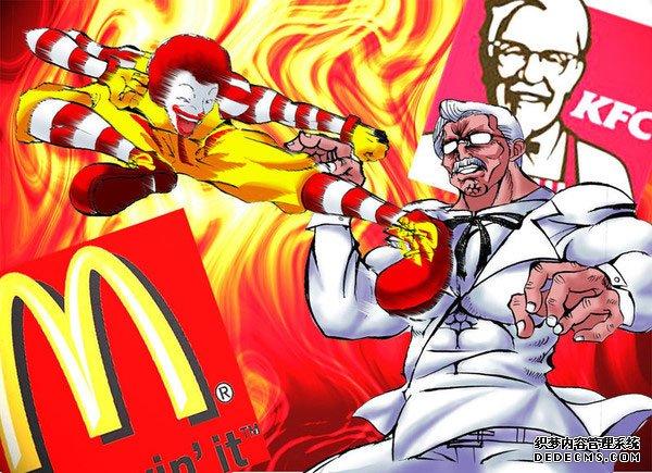 麦当劳,肯德基,德克士纷纷加码大数据所为何?